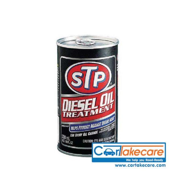 หัวเชื้อน้ำมันเครื่องดีเซล STP