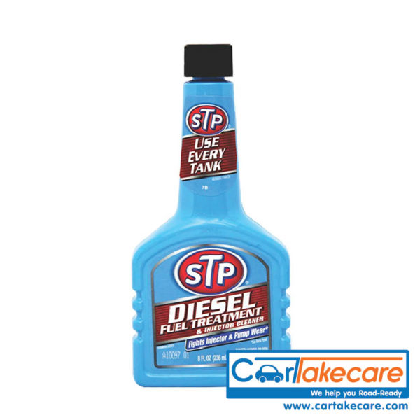 น้ำยาล้างหัวฉีดดีเซล STP