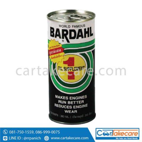 หัวเชื้อน้ำมันเครื่องดีเซล BARDAHL เบอร์ 1