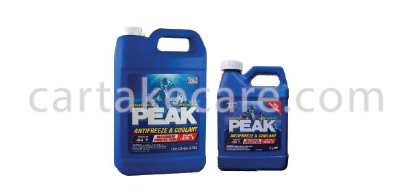 น้ำยาเติมหม้อน้ำ peak พีค