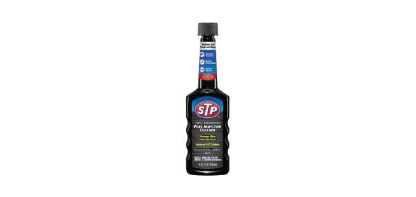 น้ำยาล้างหัวฉีดเบนซิน สูตรเข้มข้น STP ราคาถูก