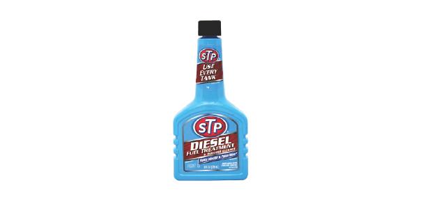 น้ำยาล้างหัวฉีดดีเซล STP ราคาถูก