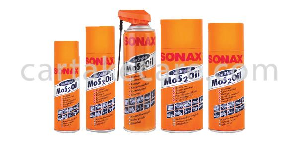 น้ำยาอเนกประสงค์ Sonax ราคาถูก