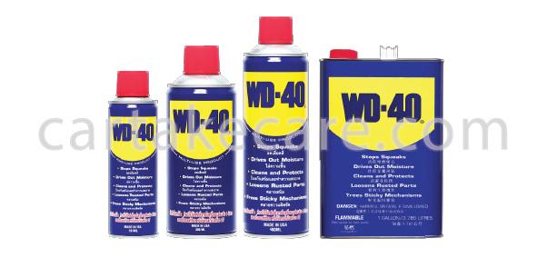 น้ำยาอเนกประสงค์ WD-40 ราคาถูก