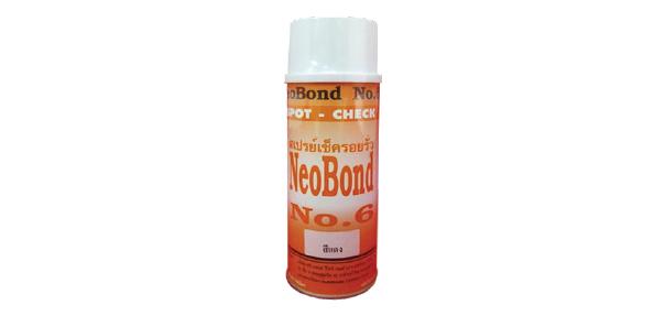neobond no.6 สเปรย์เช็ครอยรั่ว
