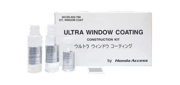 threebond ultra window coating น้ำยาเคลือบกระจกรถยนต์