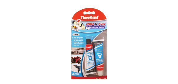 threebond mix fix epoxy fast cure