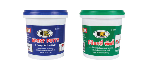 bosny Epoxy Putty