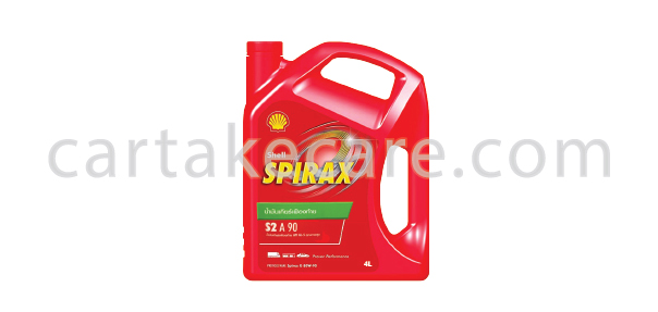SHELL SPIRAX S2 A 90 API GL-5