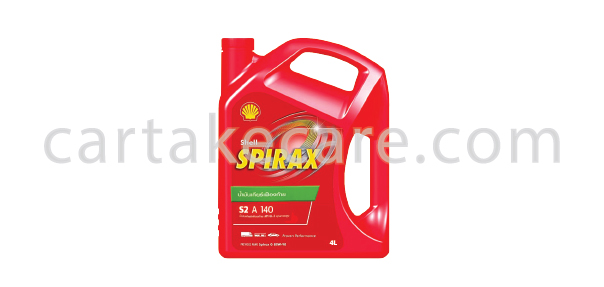 SHELL SPIRAX S2 A 140 API GL-5