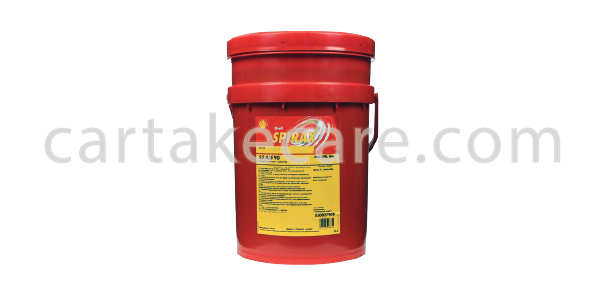 SHELL SPIRAX S2 ALS 90 (Limited slip Differentials) API GL-5