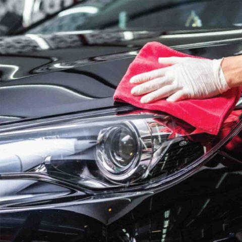 ผลิตภัณฑ์ดูแลรักษารถยนต์